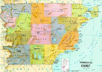 Prov. de Chubut